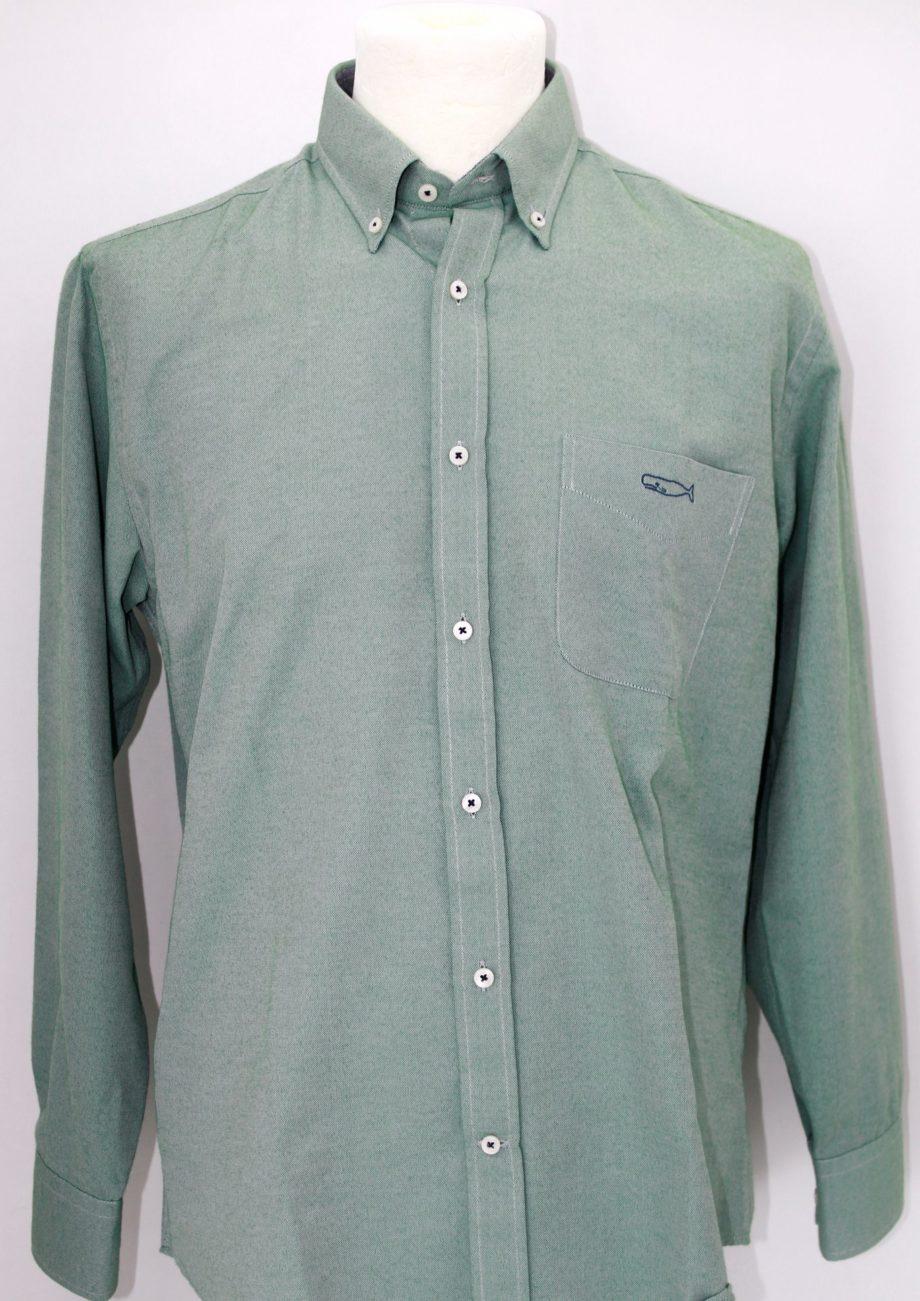 "Camisa de homem ""Forest"" , disponível na loja online Peter Cafe Sport."