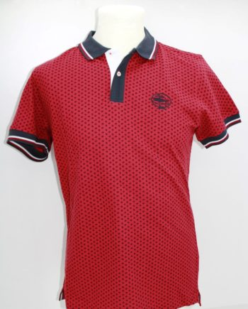 Polo homem Flash Peter Cafe Sport